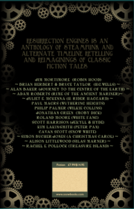 Resurrection Engines- Back Cover
